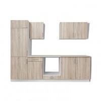 7 mẫu tủ bếp gỗ đẹp hiện đại