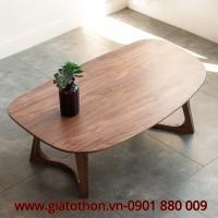 Bàn ghế gỗ cafe đẹp