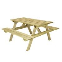 bộ bàn  ghế sân vườn bằng gỗ
