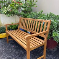 ghế tắm nắng gỗ ngoài trời