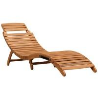 Ghế tắm nắng gỗ Keo