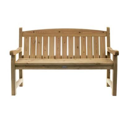 Ghế dài sân vườn bằng gỗ tràm